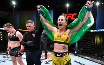 UFC Vegas 40 Results: Norma Dumont defeats Aspen Ladd in one-sided decision