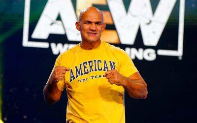 Junior dos Santos Makes Pro Wrestling Debut Tonight On AEW Rampage