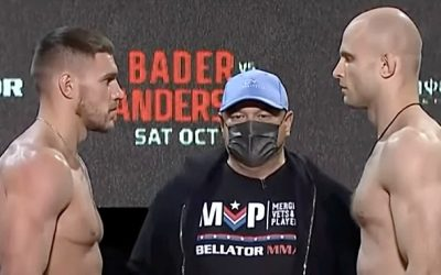Bellator 268 Weigh-in Results and Video