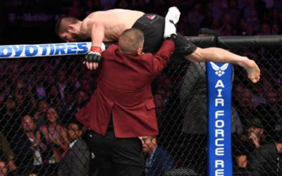 [ARCHIVES] Bruce Buffer Says Khabib Has Become The 'Ultimate Villain'