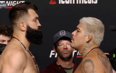 UFC Vegas 40 Highlights: Andrei Arlovski Outstrikes Carlos Felipe