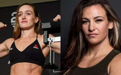 Aspen Ladd Criticizes Miesha Tate For Kicking Her While She Was Down