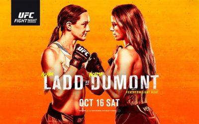 UFC Vegas 40: Aspen Ladd vs. Norma Dumont Preview/Prediction