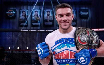Bellator 268 Results: Vadim Nemkov wins by submission, meets Corey Anderson in Grand Prix finals